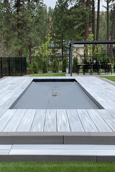 shipping container pool 7
